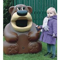 Cos gunoi copii Urs, Durapol