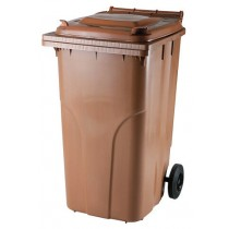 Pubela deseuri biodegradabile 240l