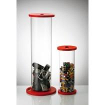 Recipiente colectare baterii si acumulatori