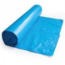 Saci gunoi albastri 120 litri, 10 buc/rola