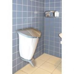 Cos de gunoi cu pedala pentru toalete 50l