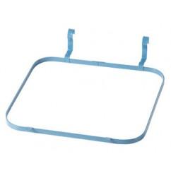 Cadru metalic saci menajeri pentru pubela 120l