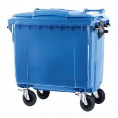 Container deseuri hartie 1,1 m3
