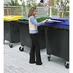 Containere pentru colectare selectiva deseuri 1100 l