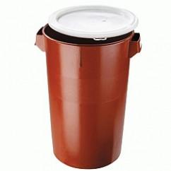 Cos de gunoi bucatarie cu capac 30 l