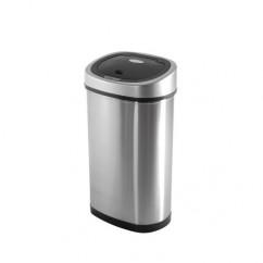 Cos gunoi cu senzor 12 litri, inox