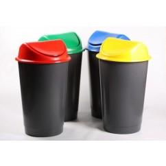 Cosuri de gunoi selective 60l