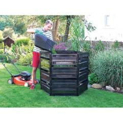 Cutie compost 650 litri