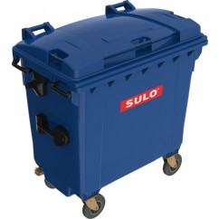 Container gunoi 770l