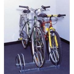 Rastel biciclete zincat 3 locuri PRET PROMOTIONAL