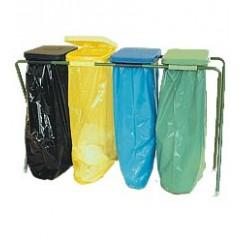 Suport saci gunoi 4 x 70 litri