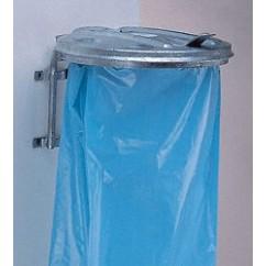 Suport saci gunoi 60 l, cu sistem de fixare, metalic